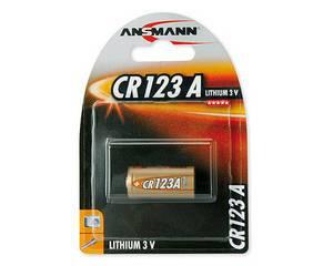 Bilde av Batteri Sanyo CR123A Photo Lithium