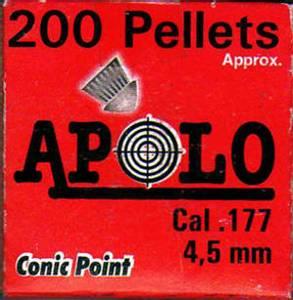 Bilde av Bailines Apolo Conic Point 4,5 mm