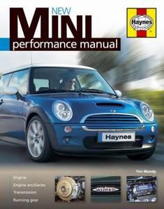 Bilde av New Mini Performance Manual,