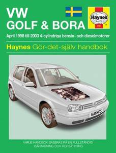 Bilde av Volkswagen Golf IV och Bora 98 -