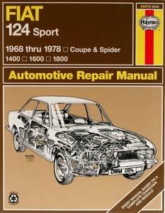 Bilde av Fiat 124 Sport Coupe and Spider