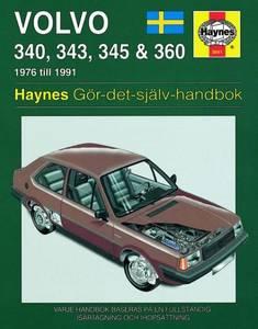 Bilde av Volvo 340, 343, 345 & 360 (76 -