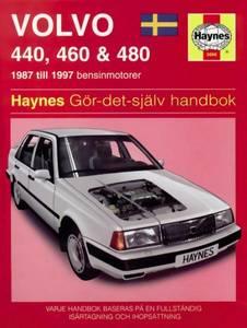 Bilde av Volvo 440, 460 & 480 (87 - 97)