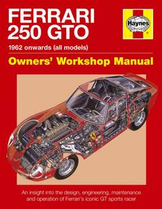 Bilde av Ferrari 250 GTO Manual