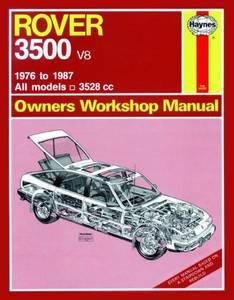 Bilde av Haynes, Rover 3500 (76 - 87) up