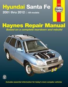 Bilde av Hyundai Santa Fe (01 - 12)