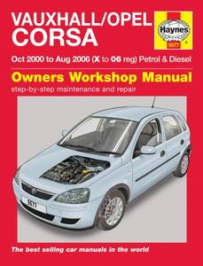 Bilde av Vauxhall/Opel Corsa Petrol &