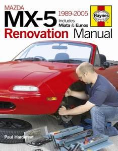 Bilde av Mazda MX-5 Renovation Manual