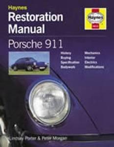 Bilde av Porsche 911 Restoration Manual
