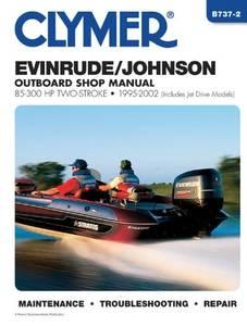 Bilde av Clymer Manuals Evinrude/Johnson