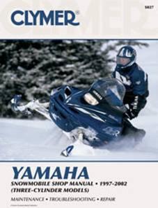 Bilde av Yamaha Snowmobile, 1997-2002