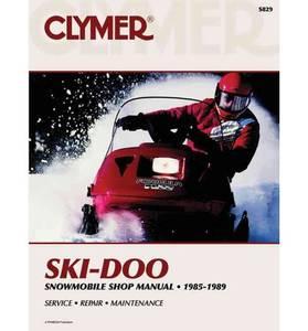 Bilde av Ski-Doo Snowmobile, 1985-1989