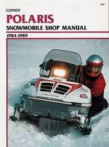 Bilde av Polaris Snowmobile, 1984-1989