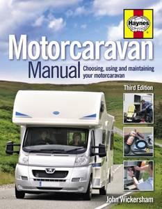 Bilde av Haynes Motorcaravan Manual