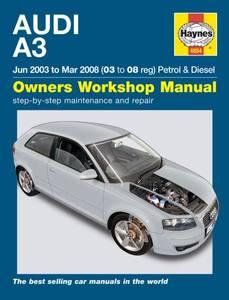 Bilde av Haynes reparasjonshåndbok: Audi