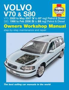 Bilde av Haynes Volvo V70 & S80 (98 - 07)