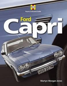 Bilde av Ford Capri: Haynes Enthusiast