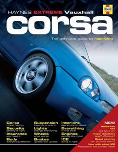 Bilde av Haynes Max Power Vauxhall Corsa