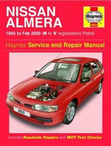 Bilde av Nissan Almera Petrol (95 - Feb