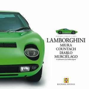 Bilde av Lamborghini, Miura, Countach,