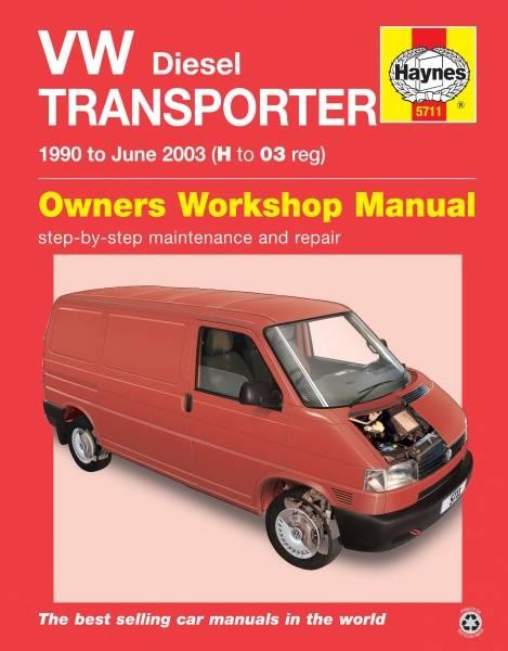 VW T4 Transporter Diesel (90-03)