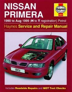 Bilde av Nissan Primera Petrol (90 - Aug