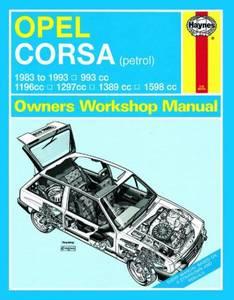 Bilde av Opel Corsa Petrol (83 - Mar 93)