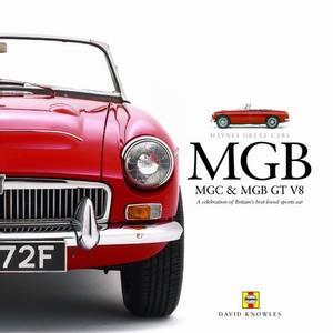 Bilde av MGB, MGC & MGB GT V8: Haynes