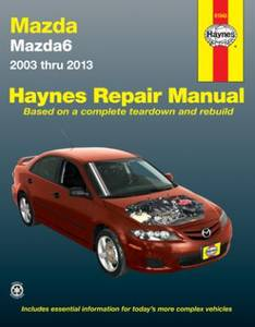 Bilde av Mazda 6 (03 to 13) (USA)