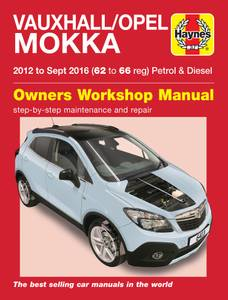 Bilde av Opel Mokka (2012 - 2017)
