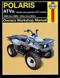 Bilde av Polaris ATVs (98 - 07)