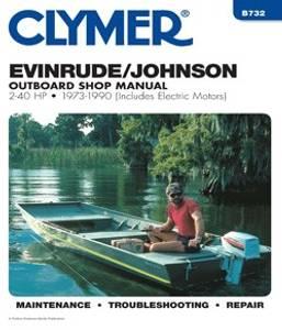 Bilde av Evinrude/Johnson 2-40 HP