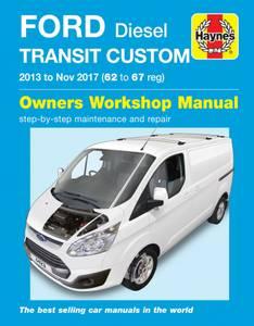 Bilde av Ford Transit Custom (2013 -