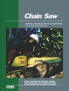Bilde av Chain Saw Service Manual