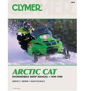 Bilde av Arctic Cat Snowmobile, 1990-1998