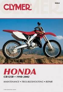 Bilde av Clymer Manuals Honda CR125R