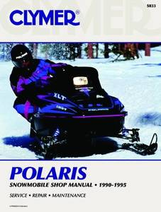 Bilde av Polaris Snowmobile, 1990-1995