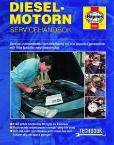 Bilde av Dieselmotorn - servicehandbok
