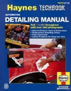 Bilde av Automotive Detailing Manual