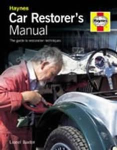 Bilde av Car Restorer's Manual