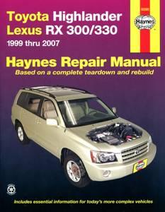 Bilde av Toyota Highlander & Lexus RX