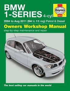 Bilde av Haynes reparasjonshåndbok BMW