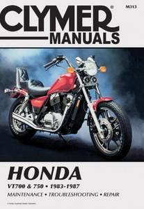 Bilde av Clymer Manuals Honda VT700 and
