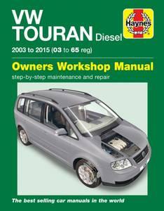 Bilde av Volkswagen Touran Diesel (03 -