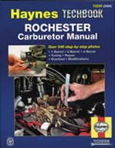 Bilde av Rochester Carburetor Manual