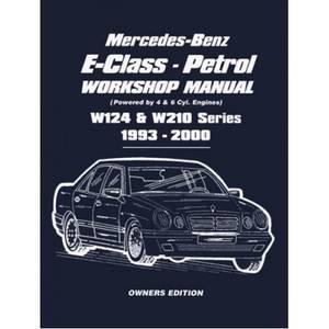 Bilde av Mercedes-Benz E-Class Petrol