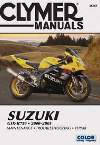 Bilde av Suzuki GSX-R750 (2000 - 2005)