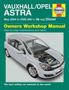 Bilde av Vauxhall/Opel Astra Diesel (04 -
