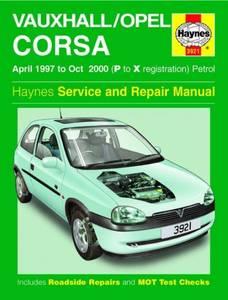 Bilde av Vauxhall/Opel Corsa Petrol (Apr