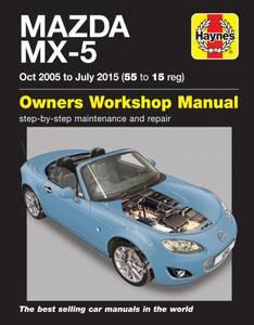 Bilde av Mazda MX-5 (2005 - 2015)